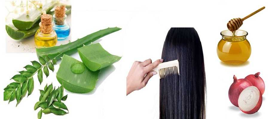 How to grow hair faster home remedies