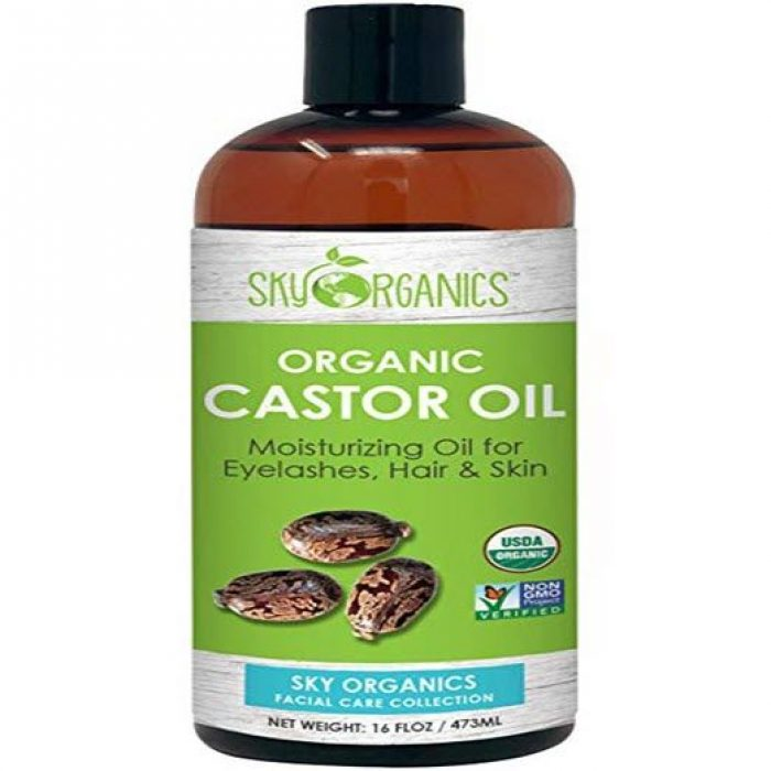 Castor Oil (16oz) USDA Organic