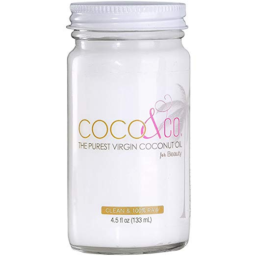 Pure Coconut Oil for Hair