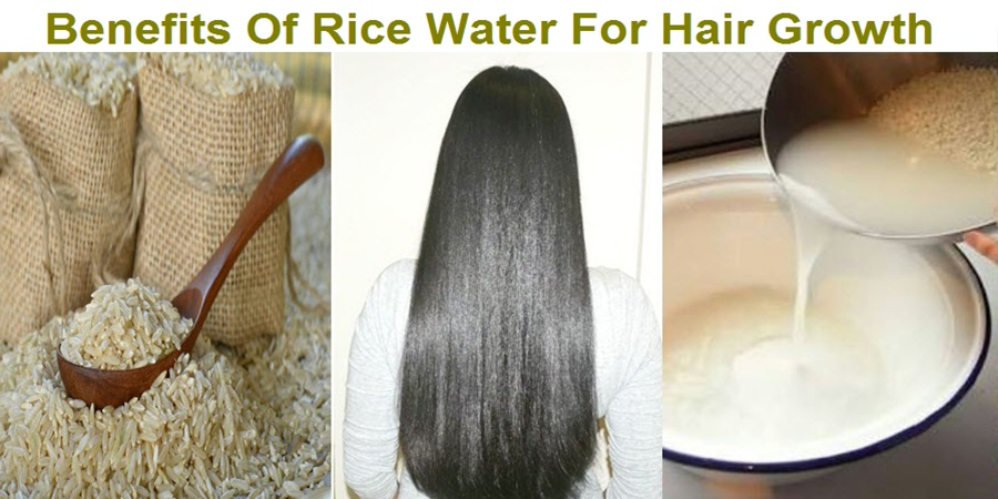 Rice Water For Hair Growth & Best Benefits