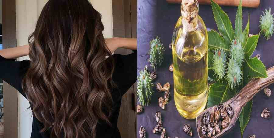 how to use castor oil for hair growth & best benefits