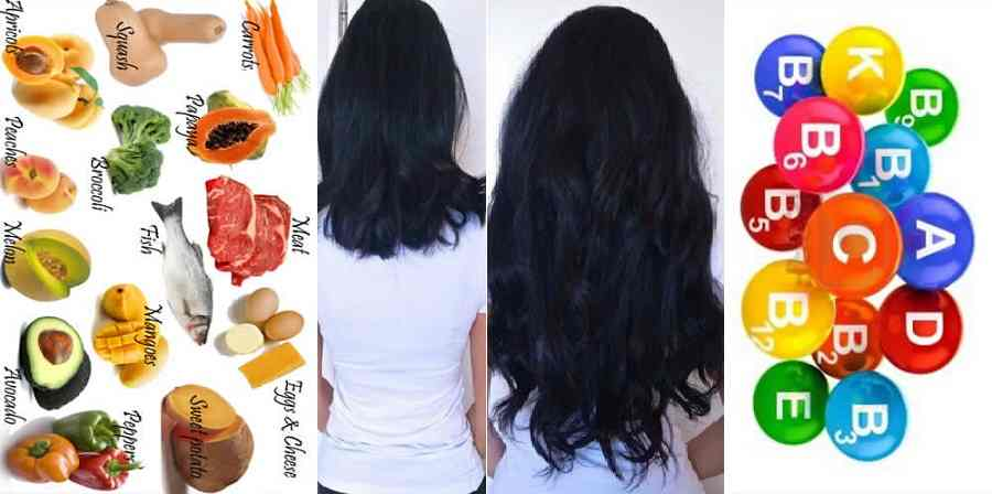 20 best natural vitamins for hair growth and thickness in 2019
