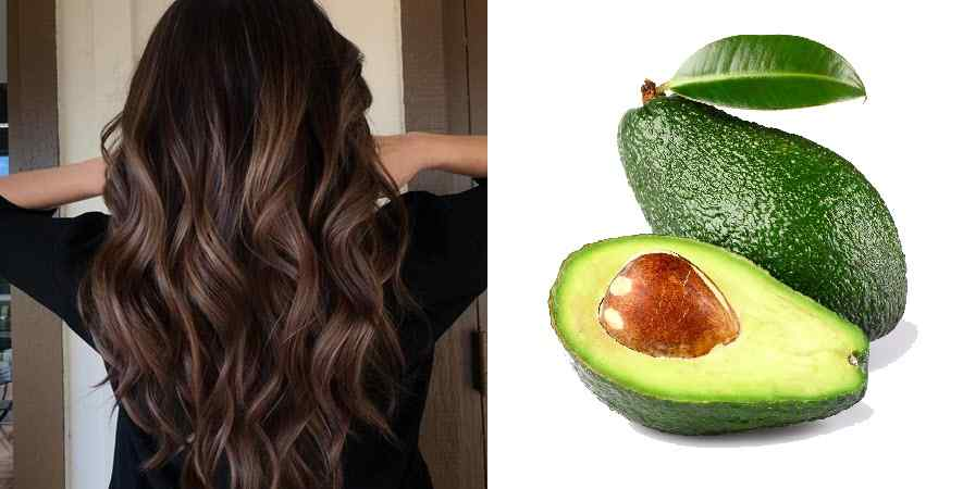 Why is avocado eating for hair growth so useful?