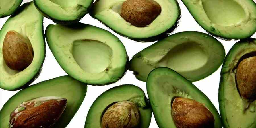 eating avocado for hair growth