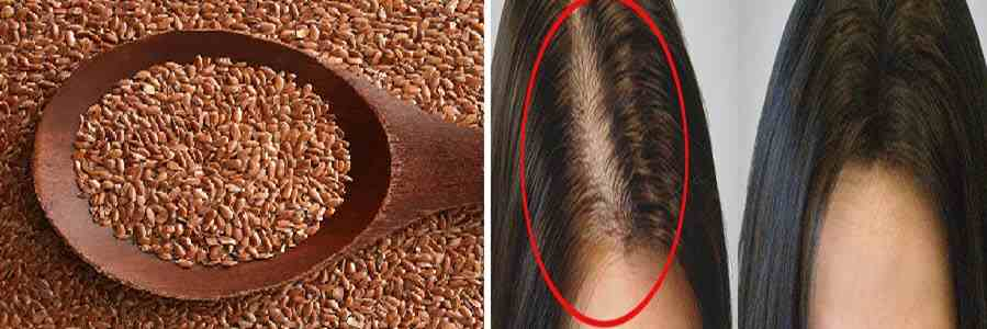 home remedies for thick hair