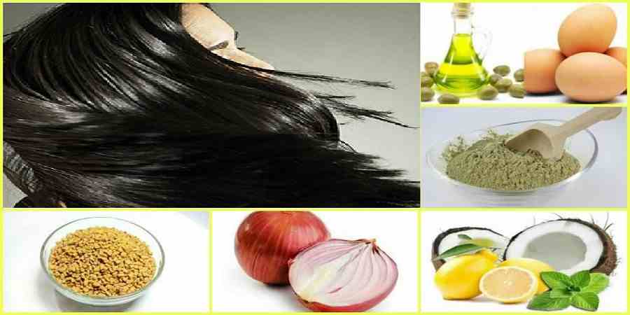 20 best home remedies for thick hair growth fast
