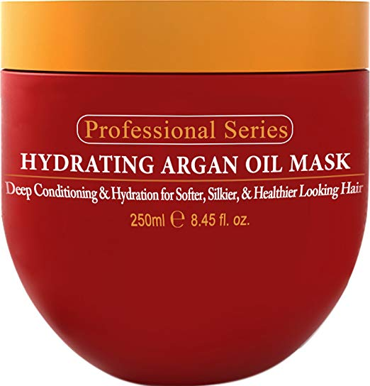 argan oil hydrating hair mask